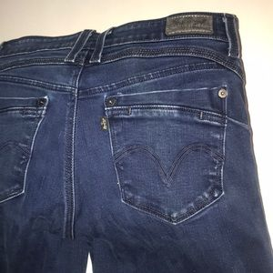 🌸 Flatters Skinny Midnight Blue Denim Jeans 🌸